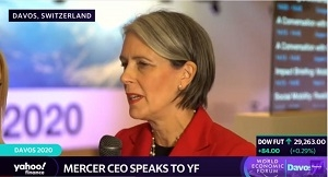 Mercer CEO talks about why building a sustainable and inclusive workforce is good for business